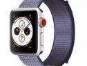 Curea Din Material Cu Scai Apple Watch Seria 1/2/3/4/5 38/40