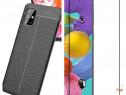 Samsung A51 A71 - Husa Silicon Autofocus + Folie Sticla 11D