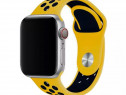 Urea Silicon Perforata Apple Watch Seria 1/2/3/4/5 38/40/42/