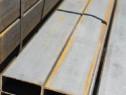 Teava rectangulara 100x50x4 bara de 6m
