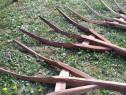 Furca veche din lemn