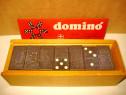 5522-Joc Vintage Domino Estrela Brazil 1964 din lemn, 28 pcs