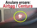 Anulare eroare senzor prezenta plasa cantar scaun airbag bmw
