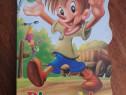 Pinocchio, carte total cartonata / R6P2F