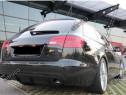Prelungire bara spate Audi A6 C6 4F ABT Sline RS6 04-08 v2