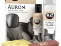 Kit Curatare Tapiterie Piele Auron K2
