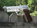 """Pistol / modificat airsoft beretta / taurus"""", co2, 4j,semi f"""