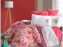 Lenjerie de pat cu model La Bumbac Ranforce 240x260