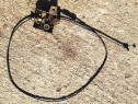 Broasca si cablu deschidere capota Ford Ka 96-2008