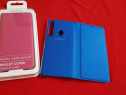 Husa Originala Samsung Galaxy A9 2018 Flip wallet activa,Nou