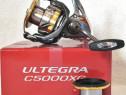 Mulineta de pescuit Shimano Ultegra C5000XG + tambur