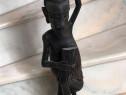 Sculptura Africana Lemn Abanos, mare 54 cm