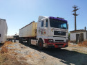 Ansamblu cap tractor MAN+vagon cereale Kelberg