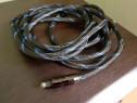 Cablu Optic cu conector aurit 3m mufă S/PDIF Toslink tată