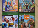 Xbox One: Kinect Sport Rivals, Just Dance, Zoo Tycoon, Rush