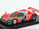 Macheta Mazda 787B Castigatoare Le Mans 1991 - Spark 1/43