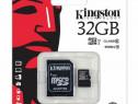 Card Kingston Micro SD 32GB Clasa 10 Sigilat