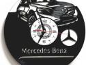 Mercedes glc Ceas de perete lucrat manual din discuri de VIN