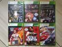 Xbox 360: Cras 3, Mortal Kombat, Injustice, RDR, W2K17, etc.
