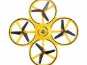 Drona Elicopter cu Inductie, Control prin Gesturi, Telecoman