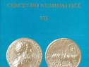 Carte cercetari numismatice despre monede, numismatica