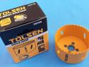Carota (70 mm) bi-metal, diverse utilizari - tolsen !!!