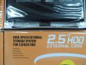 "Rack Extern SATA 2,5"" USB 3.0 (Metalic) NOU Box hard drive"