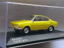 Macheta Skoda 110R 1970 - WhiteBOX 1/43