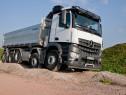 Angajez sofer basculanta 8x4 si camion articulat