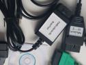 Fiat MultiEcuScan + cabluri tester interfata diagnoza Alfa