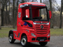 Camion electric copii Mercedes ACTROS 4x4 180W 12V PREMIUM