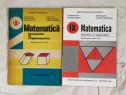 Doua 2 manuale de matematica geometrie si trigonometrie