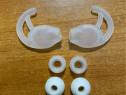 Dopuri pentru căști in-ear din silicon