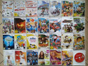 Wii: Donkey Kong, Dance, Wii Play, Sports, Karts, Wario,Yoga