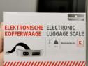 Cantar electronic pentru geamantane PASSENGER garanție