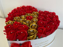 Aranjamente din Trandafiri sapun