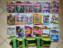 Wii: Just Dance, Wii Sports & Sports Resort, Zumba, Mario,