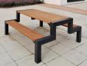 Set masa picnic / mobilier urban pentru parcuri si gradini