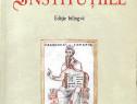 Carte de filosofie medievala Cassiodor Institutiile, istorie