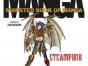 Super carte de invatare desen MANGA, Steampunk