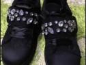 Pantofi sport,chic,cu arici 36