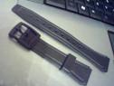 Curea ceas Casio si Q & Q din plastic,de 18mm, 20mm si 22mm.