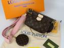 Geantă Louis Vuitton 3 in 1,super model,saculet inclus