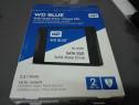 Ssd Wd Blue 2TB 3D nand