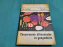 Conservarea alimentelor în gospodărie / 1970