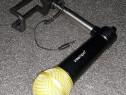 Microfon cu selfie stick Intempo
