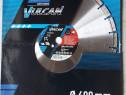 Disc diamantat asfalt-beton 350/400x25.4 Norton Combo