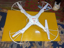 Drona Syma X5C Quadcopter cu Telecomanda si LED