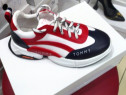 Adidasi Tommy Hilfiger model nou +sosete cadou