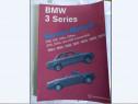 Manual reparatii tiparit BMW seria 3 (E30) in limba engleza